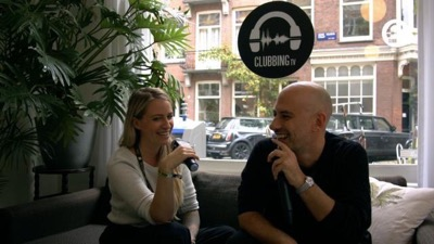 rendez-vous with with riva starr @ 10 years of clubbing tv at the amsterdam dance event