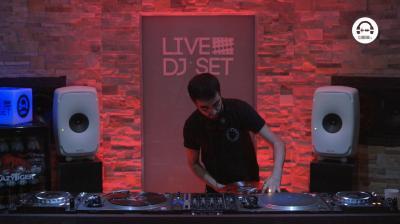 live dj set with znzl