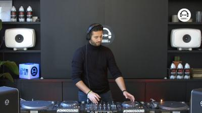 live dj set with ange siddhar @ amsterdam dance event