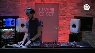 live dj set with déborah aime la bagarre
