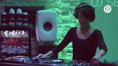 live dj set with yuki