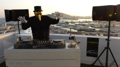 pure dj set ibiza with claptone - dj awards residency @ od hotel ibiza