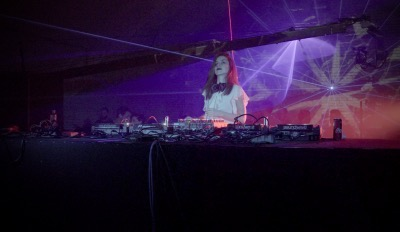 tijana t @ clubbing tv adria launch party - drugstore beograd