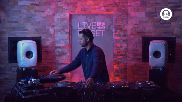 live dj set with ange siddhar (hybrid)