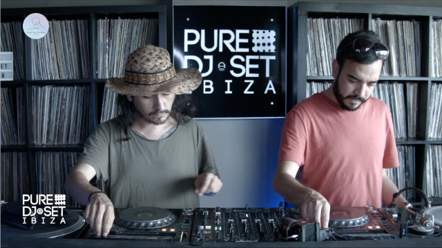pure dj set ibiza with matanza