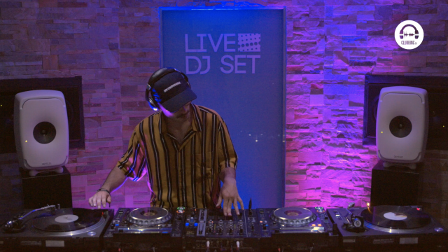live dj set with sevenbeatz