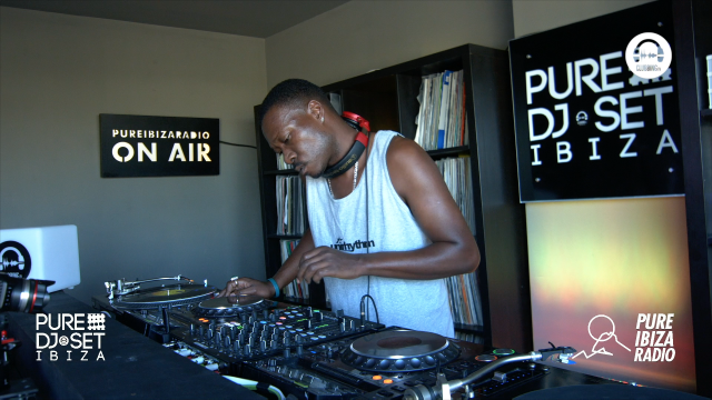 pure dj set ibiza with marcellus pittman