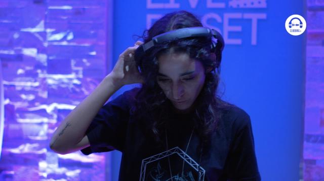 live dj set 200e with sama - techno parade 20 years