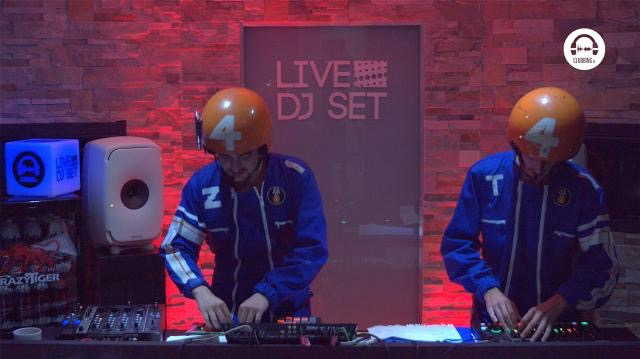 live dj set with ovhal44