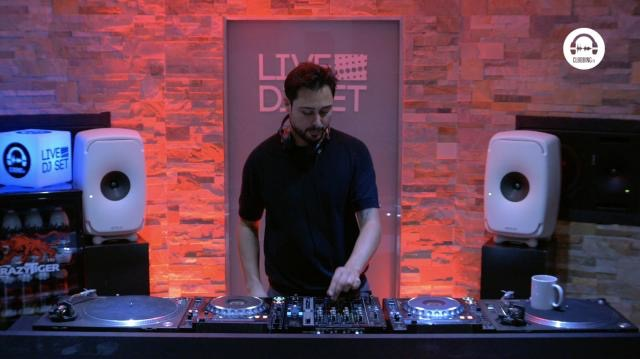 live dj set with höllson