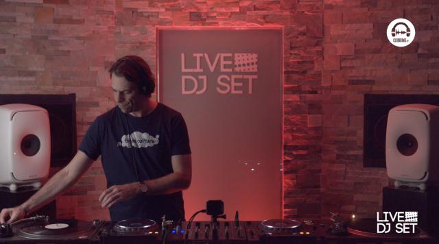 live dj set with d'julz - rexist residency