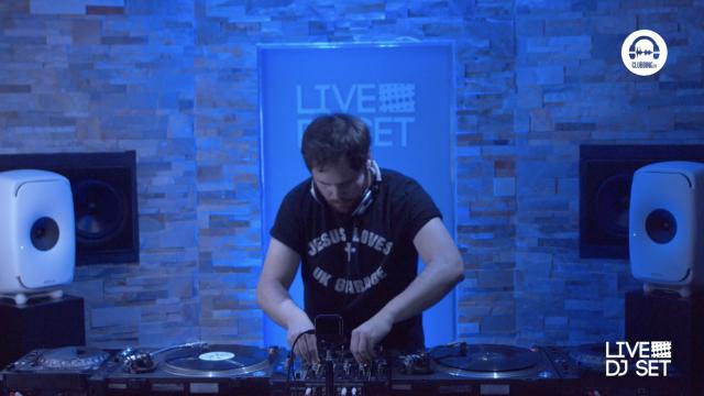 live dj set with hybu - resources residency