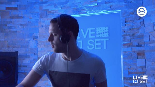 live dj set with manu chaman