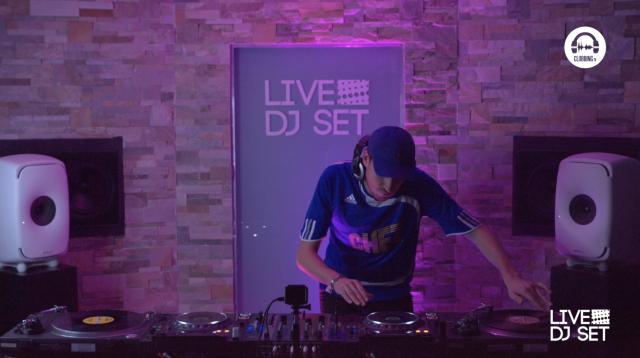 live dj set with turnbalism - pwfm residency