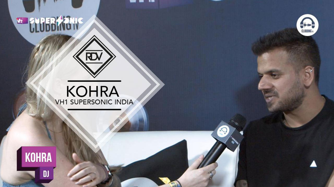 Rendez-vous with Kohra @ VH1 Supersonic India