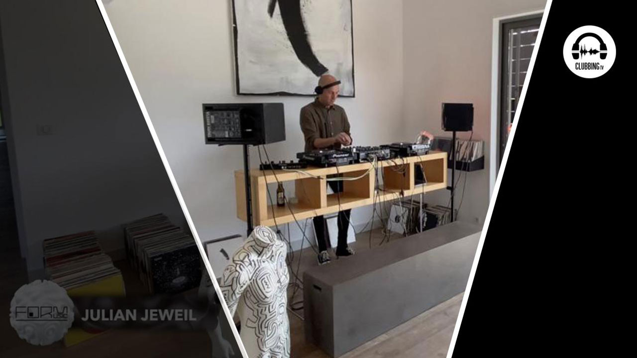 Home Session with Julian Jeweil - Form