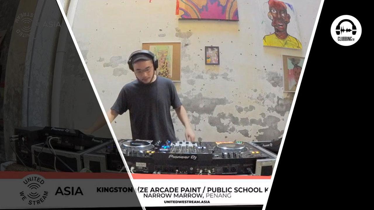 United We Stream #29Kingston - Narrow Marrow (Ze Arcade Paint / Public School KL)