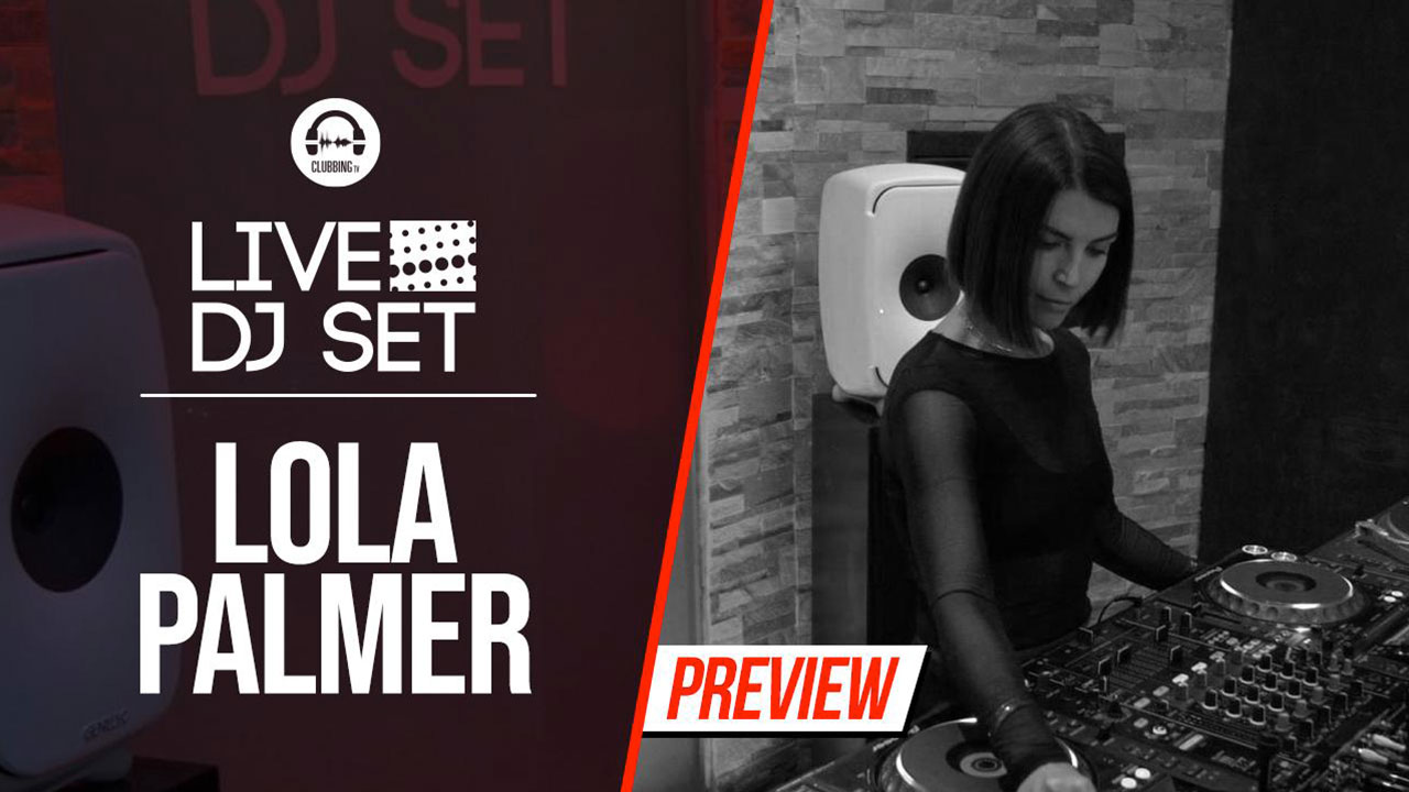 Live DJ Set with Lola Palmer