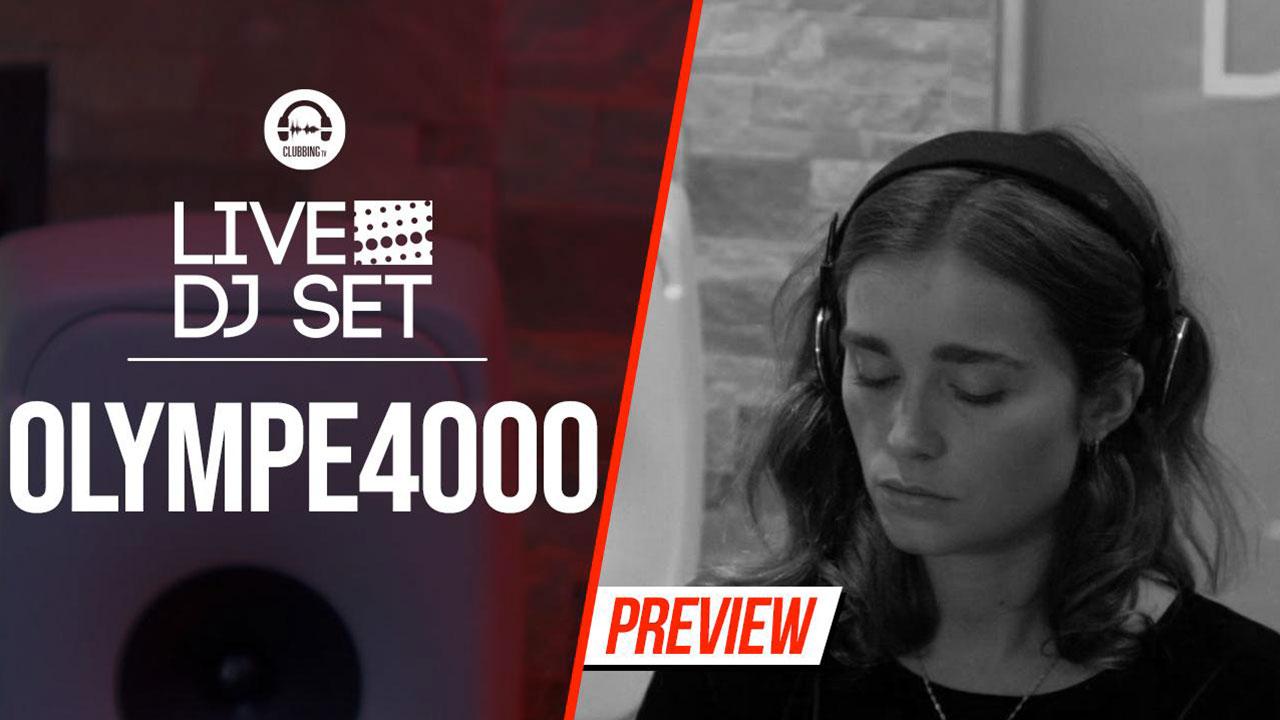 Live DJ Set with Olympe4000