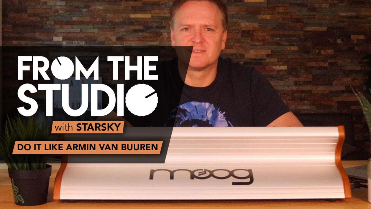 From The Studio - Do it Like Armin Van Buuren