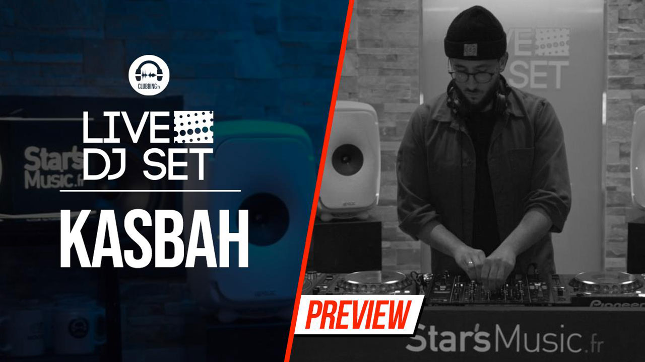 Live DJ Set with Kasbah