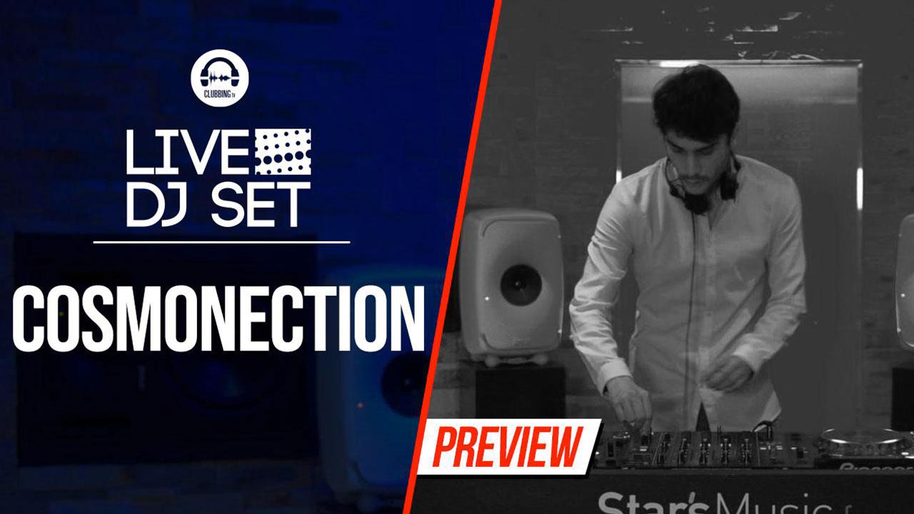 Live DJ Set with Cosmonection