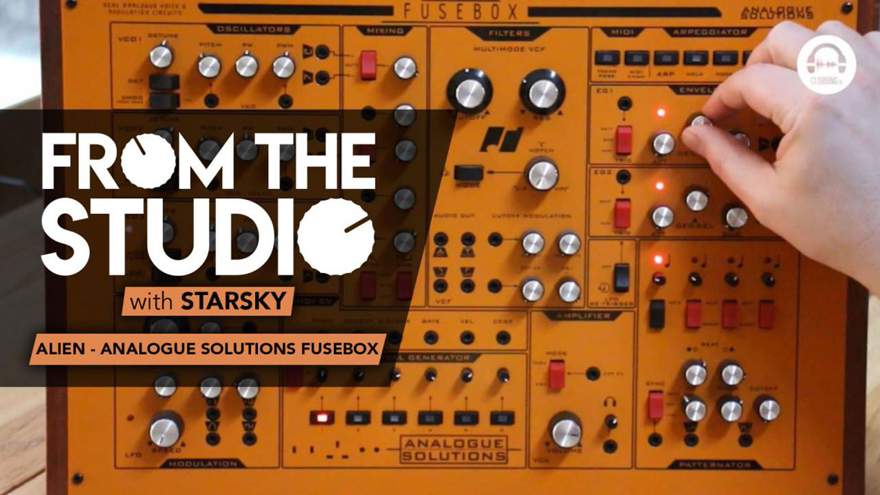 From The Studio - Alien - Analogue Solutions Fusebox