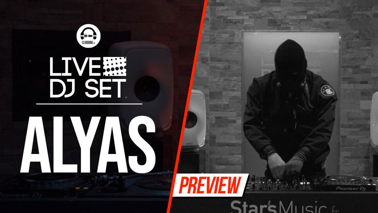 Live DJ Set with ALYAS