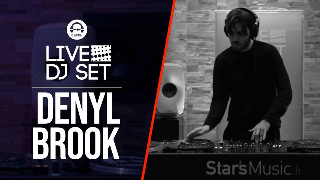Live DJ Set with Denyl Brook