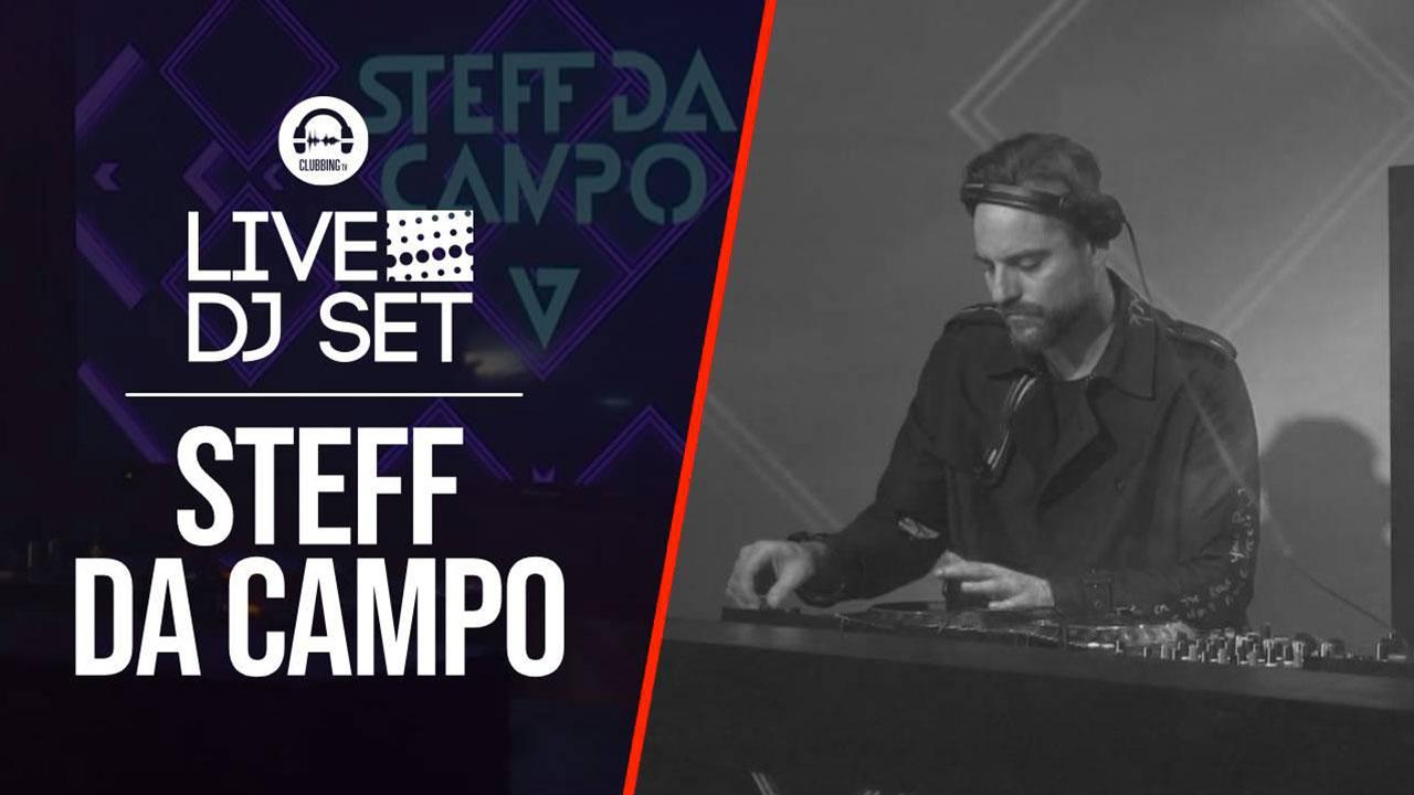 Live DJ Set with Steff Da Campo