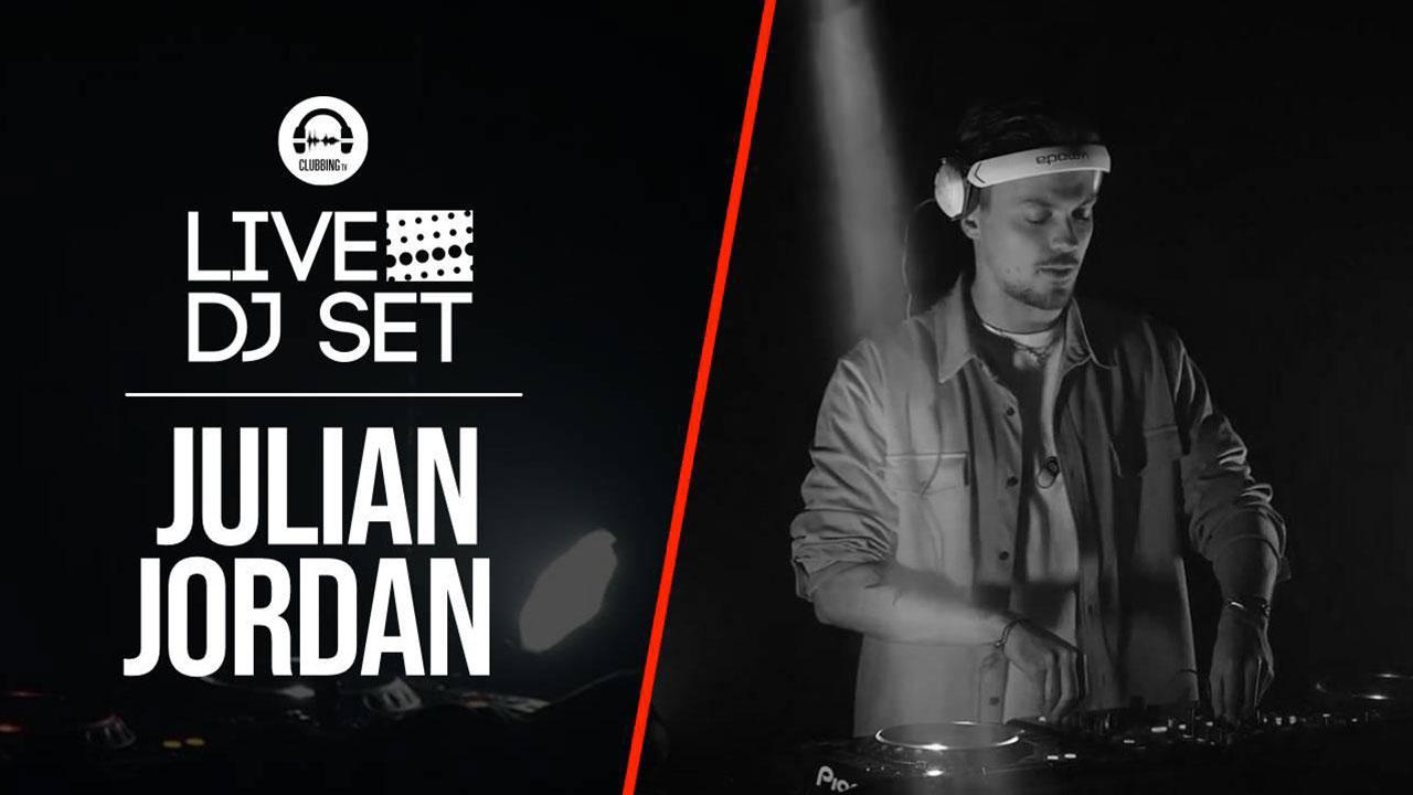 Live DJ Set with Julian Jordan