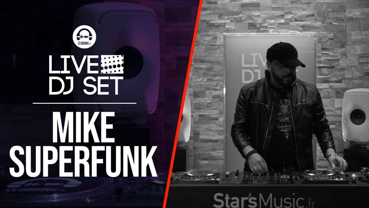 Live DJ Set with Mike Superfunk