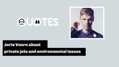 DJ Quotes 1 with Joris Voorn