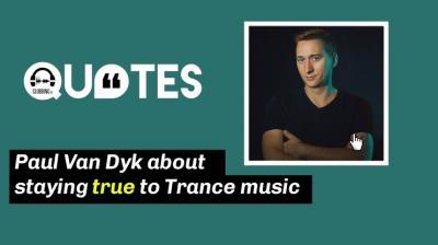DJ Quotes 5 with Paul Van Dyk