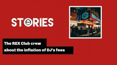 DJ Stories 4 with the Rex Club Team