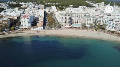 Ibiza Beaches – Platja de Santa Eulària