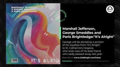 Clubbing News - EP 3 : Marshall Jefferson, Egg London, Tomorrowland, Ableton Live 11, Family Piknik..