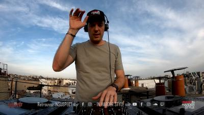 DJ Insuspect x In Harder Style @ Paris