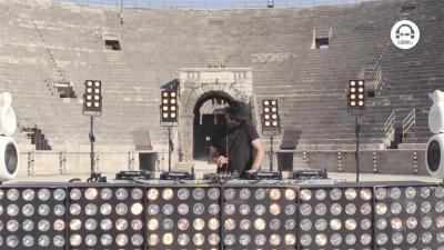 Benny Benassi @ live Arena di Verona, Italy / Panorama ep. 1