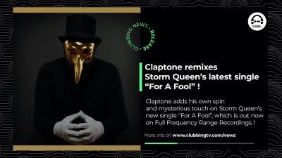 Clubbing News - EP 27 : Claptone, Kölsh, Destiino, Labyrinth, UMEK...