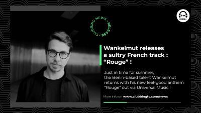 Clubbing News - EP 34 : Q-Dance, Wankelmut, Top Tweets, Cosmic, ...
