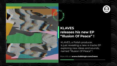 Clubbing News - EP 35 : Claptone, Klaves, Insomniac, NFT, Ibiza