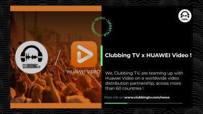 Clubbing News - EP 36 : Huawei, Awakenings, Amnesia ibiza, Oliver Koletzki...
