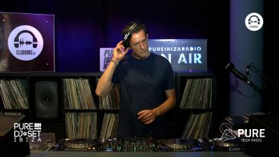 Pure DJ Set Ibiza with Heath Holme