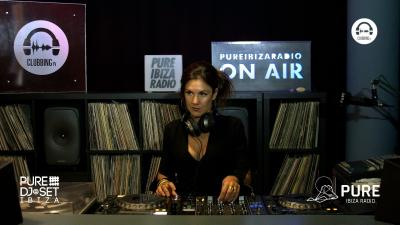 Pure DJ Set Ibiza with Davina Moss