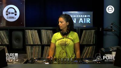 Pure DJ Set Ibiza with Tania Moon