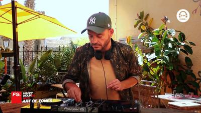 FG | HappyHour DJ with Art Of Tones