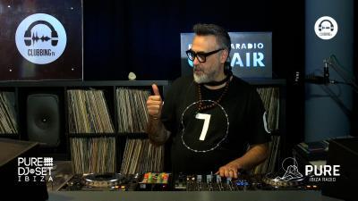 Pure DJ Set Ibiza with Javier Gonzalez