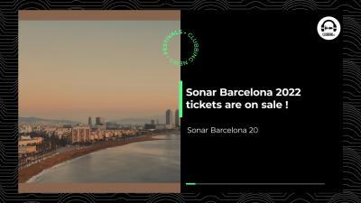 Clubbing News - EP 43 : Sonar, Monegros, Sound Engineering, GRiZ, ...