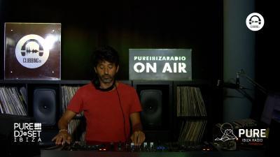 Pure DJ Set Ibiza with Francesco Farfa